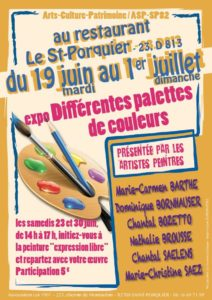Exposition St-Porquier