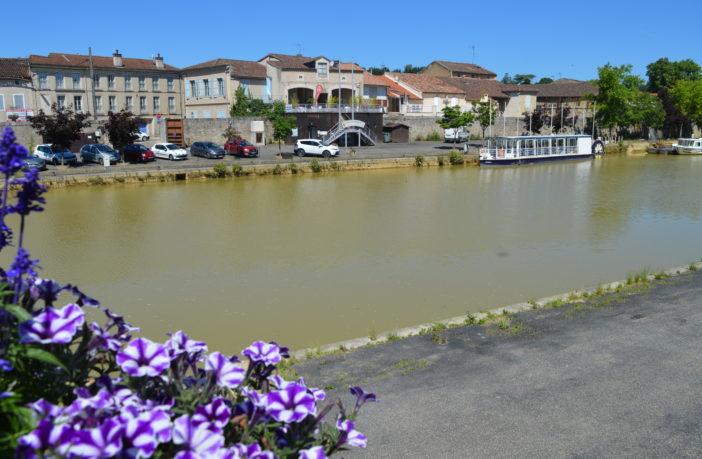 Port fluvial de Condom