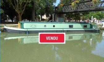 bateau wide vendu