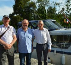 Solidarité et intérêt communs de défendre les voies navigables et le tourisme fluvial