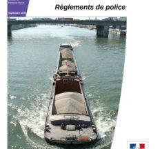 Nouveau recueil  des règlements de police  de la navigation intérieure