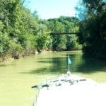Port Vianne Pont suspendu
