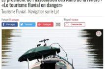 article La Dépêche 20 août