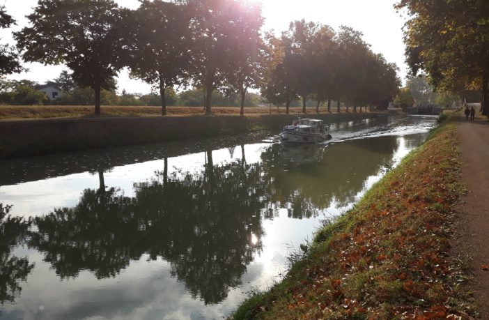 Canal automne