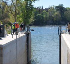 De l'importance de déverrouiller le Lot (Communiqué Inland Waterways International)
